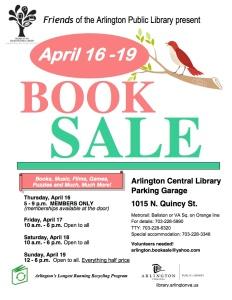 booksale spring 2015