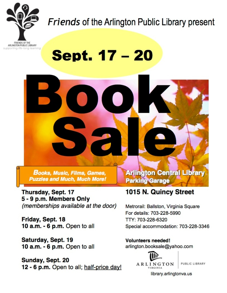 booksale fall 2015 w photo